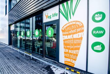 Veg life – Westend – Bratislava