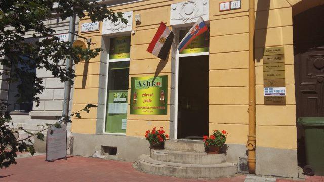 ASHKO  zdravé jedlo – Banská Bystrica