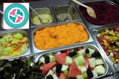 Vegetariánska reštaurácia v Martine